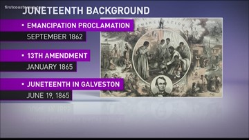 Celebrations expected for historic Juneteenth