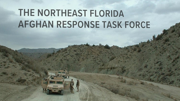 New Northeast Florida task force to help Afghan evacuees with free legal service