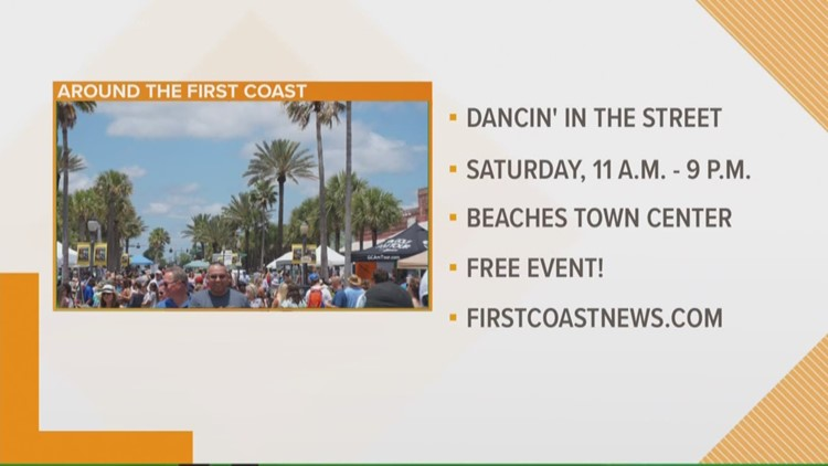 First Coast Events: Your top five weekend roundup