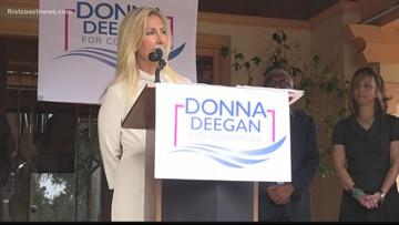 Donna Deegan announces run for Congress