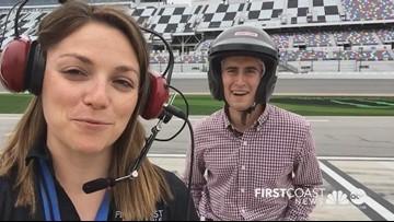 Ben Murphy rides Daytona