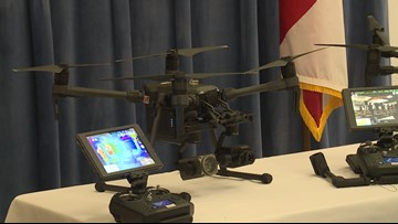 JSO, JFRD launch drone program during tonight's Jaguars game against the Titans