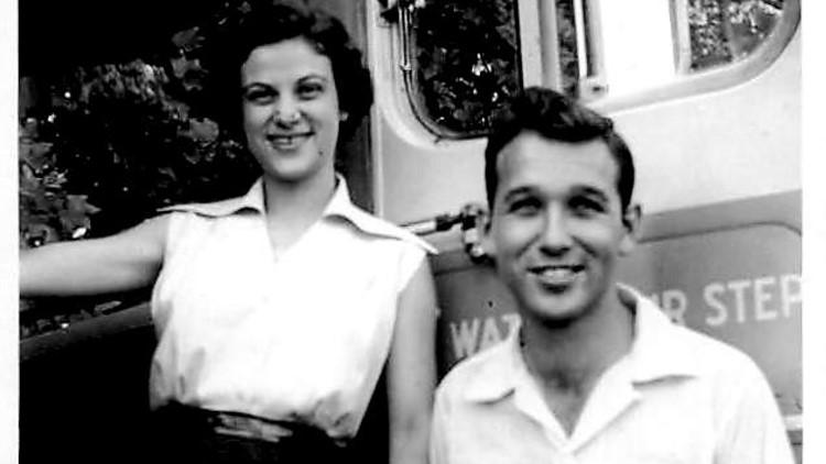 Helen and Gene Edwards