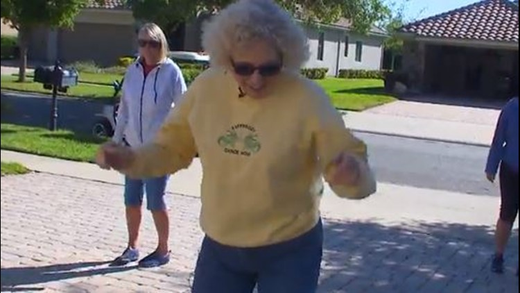 Ponte Vedra dance teacher: Dance in your driveway 'like nobody is watching'