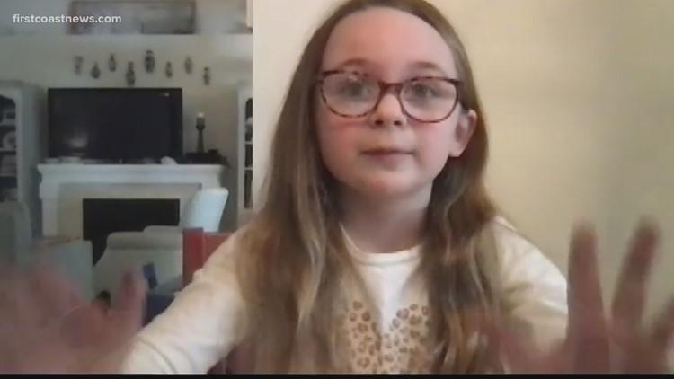 Student of the Week: First-grader in Atlantic Beach has big dreams
