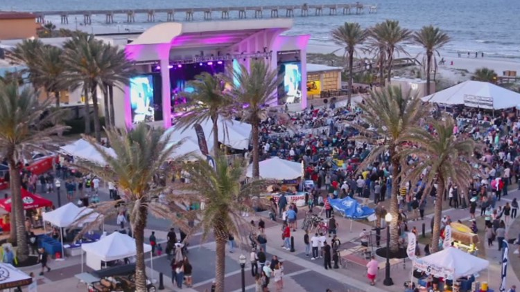 Seawalk Music Festival taking place this weekend in Jacksonville Beach