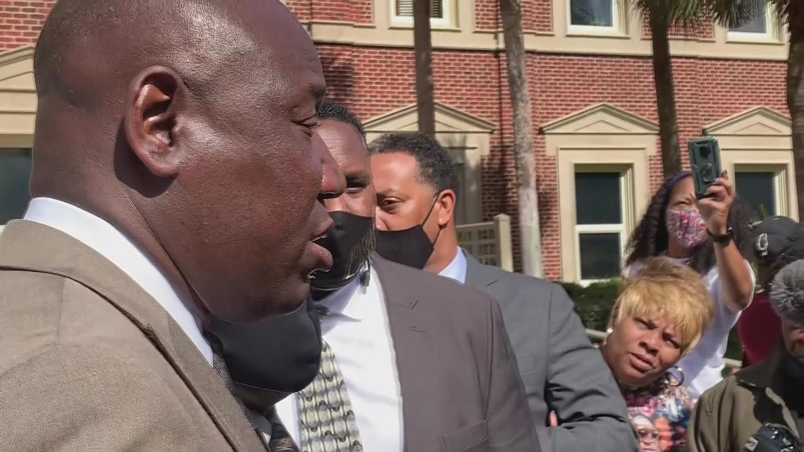 Arbery family's attorney compares case to Trayvon Martin killing