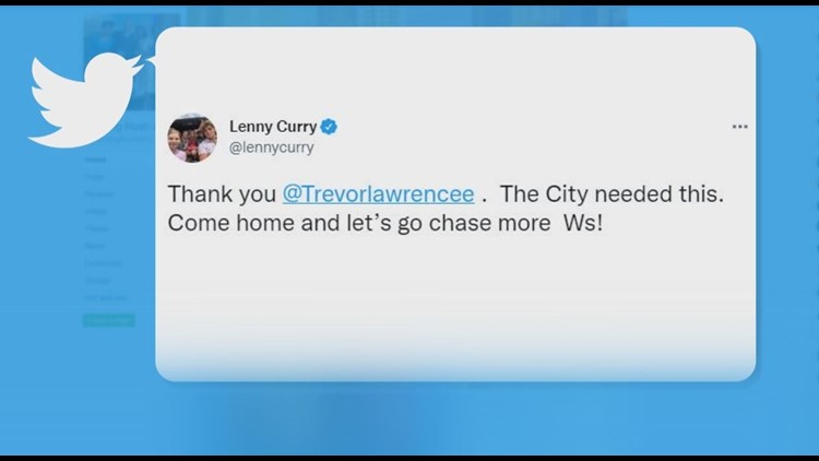 The Buzz: Jaguars fans react to first win on social media