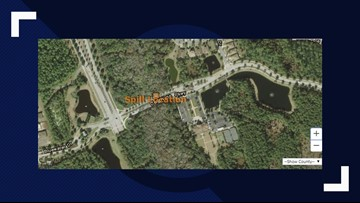 Over 100,000 gallons of sewage spilled in Ponte Vedra Beach