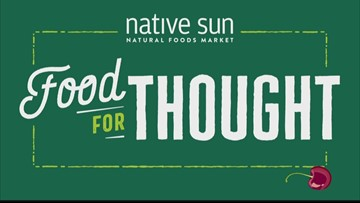 FCL Thursday April 5th Native Sun Food For Thought