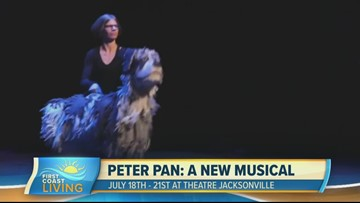 Peter Pan: A New Musical in Jacksonville (FCL July 17)