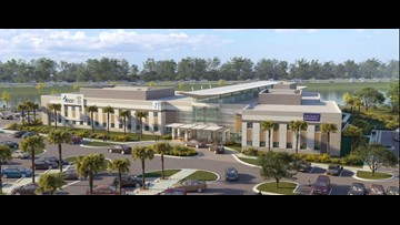 Baptist Health to open new wellness, health center in Nocatee next summer