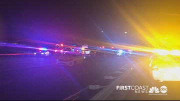 One person killed in multi-car, multi-motorcycle wreck on northbound I-295