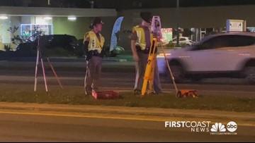 Pedestrian struck, killed by vehicle in Orange Park