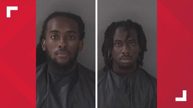 Florida men arrested after allegedly entering wrong apartment, shooting resident
