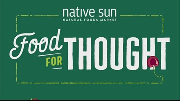 FCL Thursday March 15th Native Sun's Food for Thought