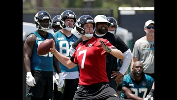 Nick Foles excused from OTAs for personal reasons