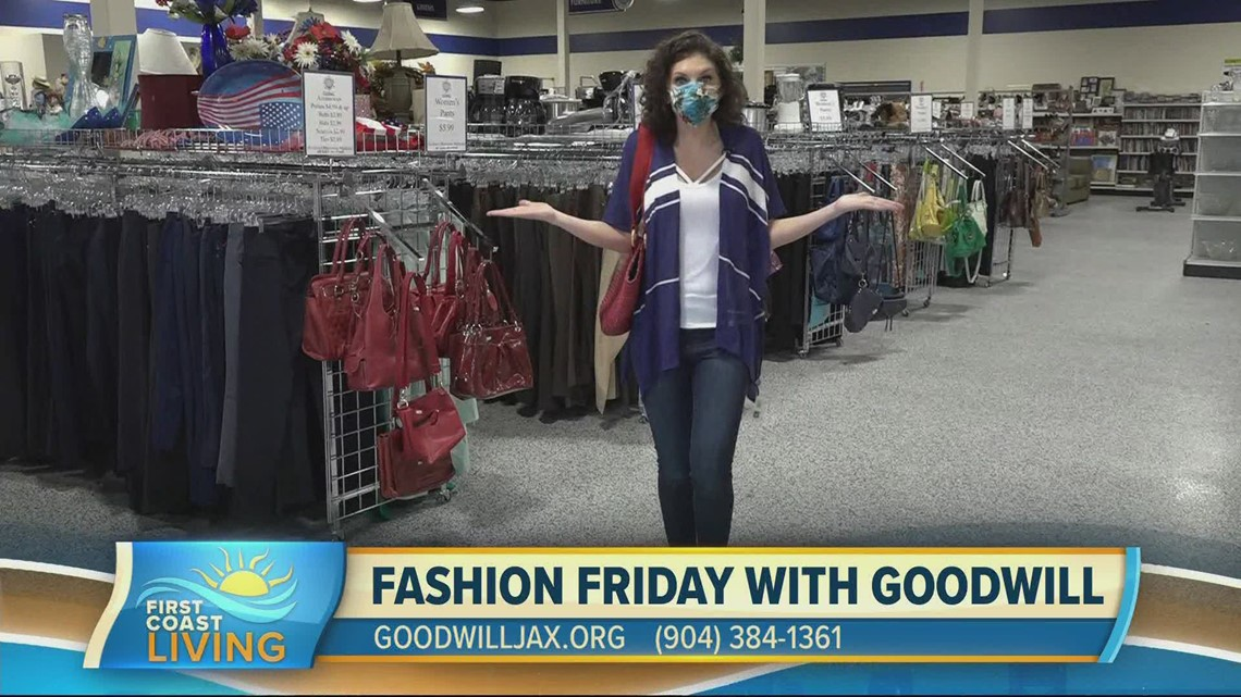 Fashion Friday delivers a transitional piece for Spring