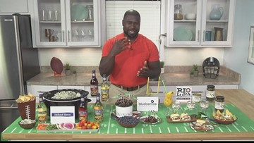 Big Game Party Tips with an NFL Pro (FCL Jan. 27)
