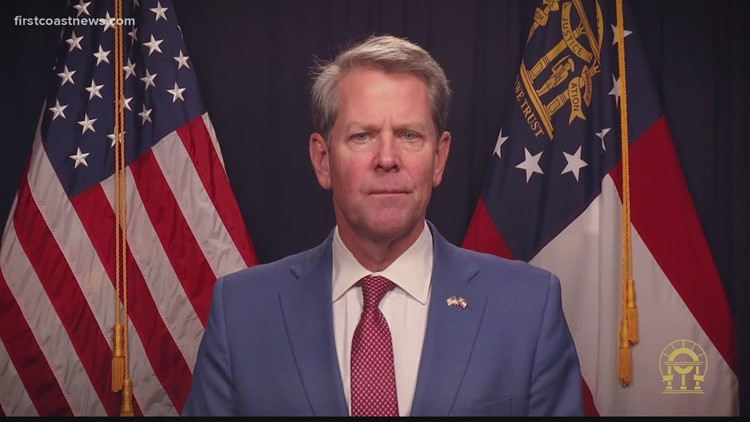 Gov. Kemp lifts many COVID-19 restrictions in Georgia starting Thursday