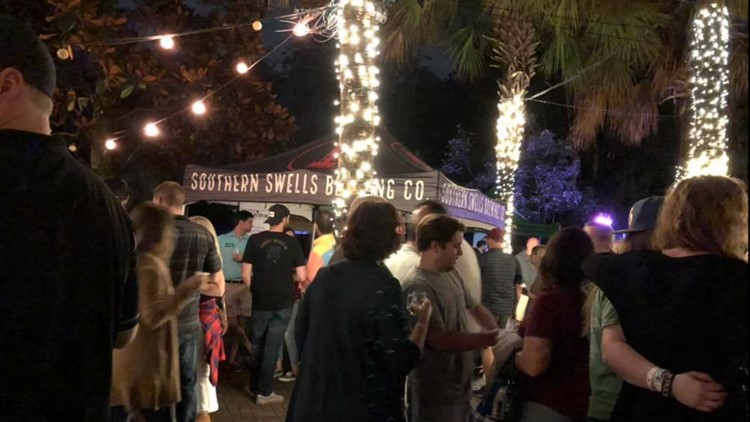 Jacksonville Zoo's Brew at the Zoo 2018