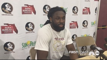 FSU Pro Day Recap: James limits workout due to NFL Combine success, Sweat looks smooth in space
