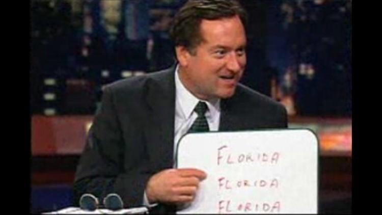 Florida. Florida. Florida.