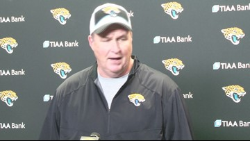 Marrone on Ramsey Injury