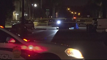 One dead after vehicle vs. pedestrian crash in Jacksonville Beach