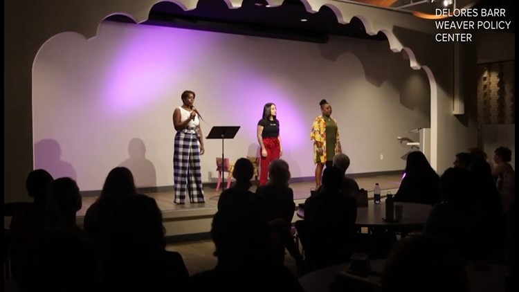 'See the Girl Monologues' open for women to tell their stories to policymakers