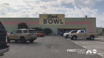 Historic Jacksonville Beach bowling alley closes