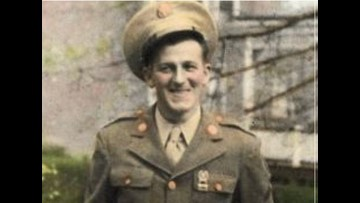 WWII veteran shares memories of fighting in Normandy, France & Germany