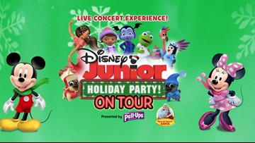 'Disney Junior Holiday Party! on Tour' coming to Jacksonville
