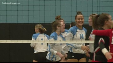 #TeamSideline: Ponte Vedra punches ticket to Class 5A Volleyball State Championship