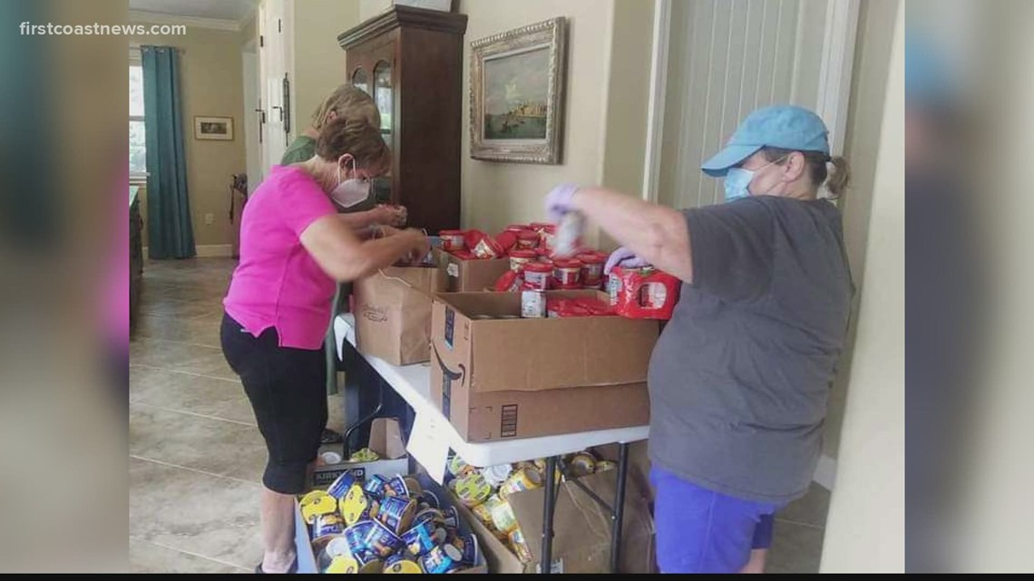 12 Who Care: From one box to a full-blown pantry, one couple is feeding others during crisis
