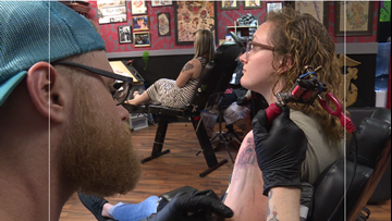 Friday the 13th: A good day for a tattoo
