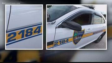 JSO finds stolen police cruiser