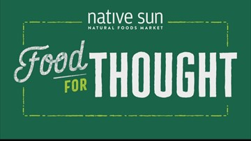 FCL Thursday May 3rd Native Sun Food For Thought