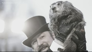 Meteorologist Steve Fundero is a little obsessed with Groundhog Day