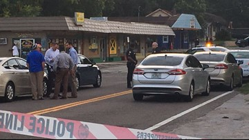 1 dead, another injured in shootout in NW Jacksonville, over 50 rounds fired