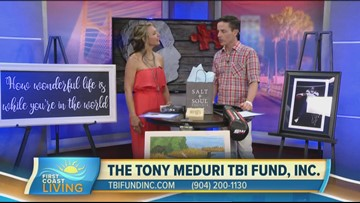 Support people with traumatic brain injuries through The Tony Meduri TBI Fund's online auction (FCL March 22nd)