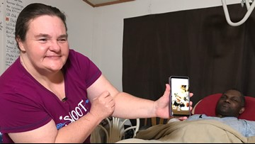 'It is an amazing feeling,' says family of veteran now eligible for VA Healthcare
