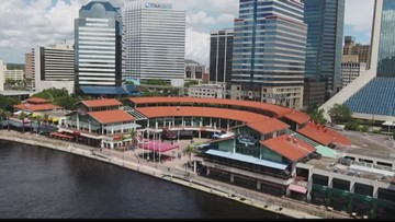 Potential safety hazards exposed at Jacksonville Landing ahead of 4th of July celebration