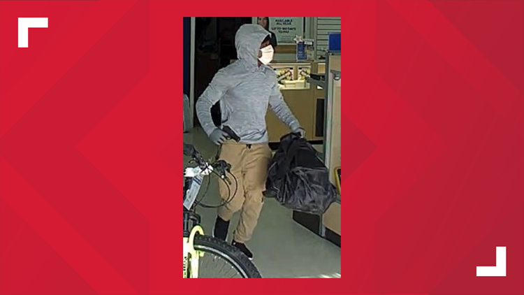 JSO looking for person in connection to armed robbery incident