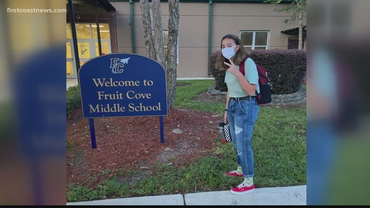 Student of the Week: Fruit Cove Middle School student is a standout dancer