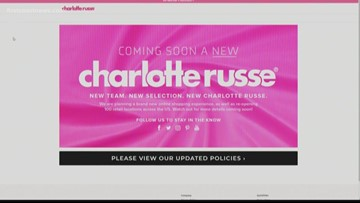 Charlotte Russe reopening stores across the US