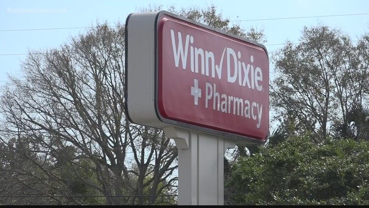 Winn-Dixie to allow fully vaccinated customers to shop without masks