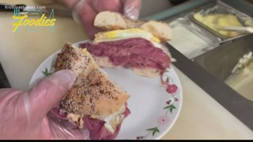 First Coast Foodies: Downtown deli serves up flavorful Mediterranean cuisine