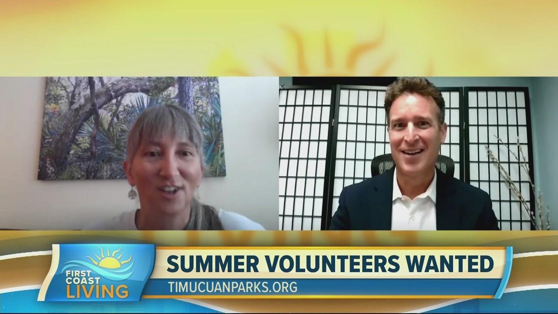 Volunteers wanted at Timucuan Parks