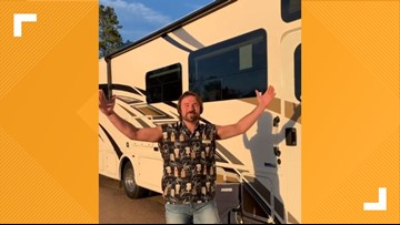 Gardner Minshew hits the road; asks fans to help him find the fun spots